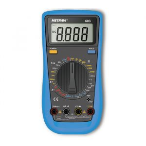 METRAVI 603 DIGITAL MULTIMETER