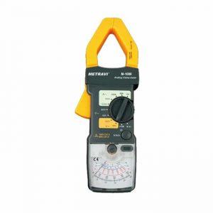 Metravi M-1000 Analogue Clamp Meter