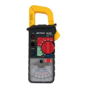 Metravi M-600 Analogue Clamp Meter